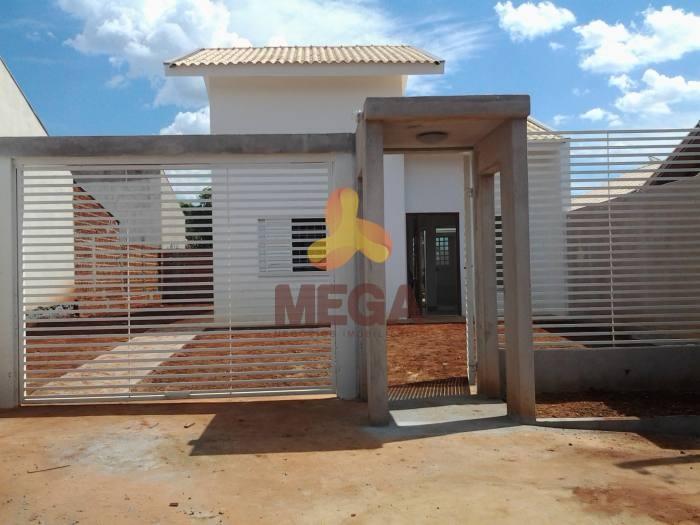 Residência de Alvenaria – Jd. Verdes Campos