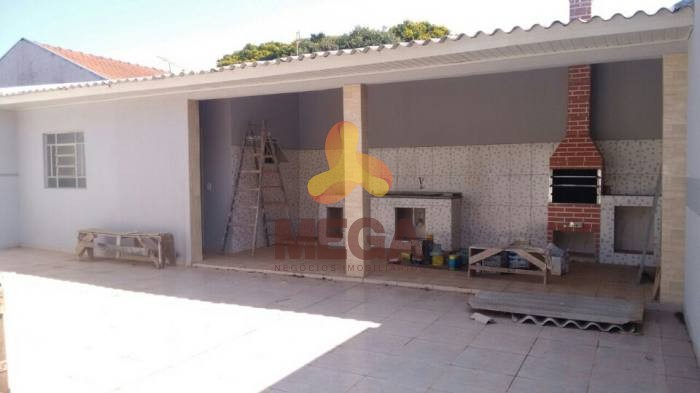 Residência de Alvenaria – Jardim Beatriz Guimarães