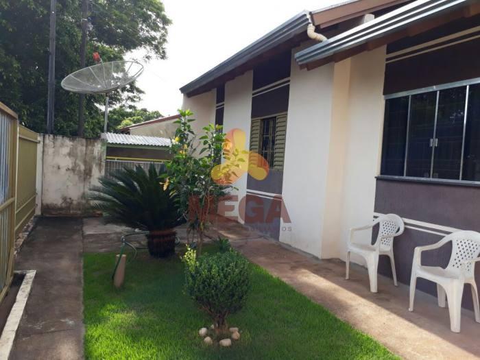 Residência de Alvenaria – Jardim Vitória