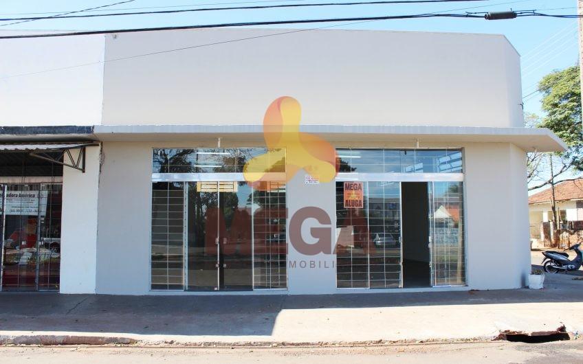 Salão Comercial – Seis Conjuntos